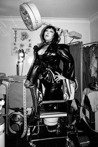 Black ebony dominatrix london uk, cross dressing domination