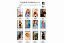 Bangkok Russian Escorts