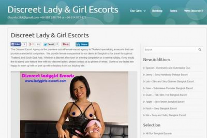 Discreet Escorts - Discreet Escorts (agency)