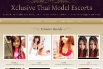 Xclusive Thai Model Escorts - Xclusive Thai Model Escorts - Asia