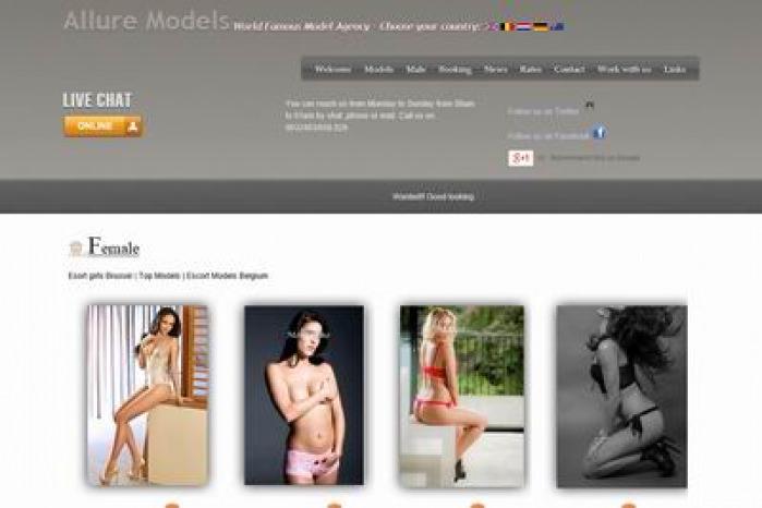 Allure Models - Allure Models (agency)