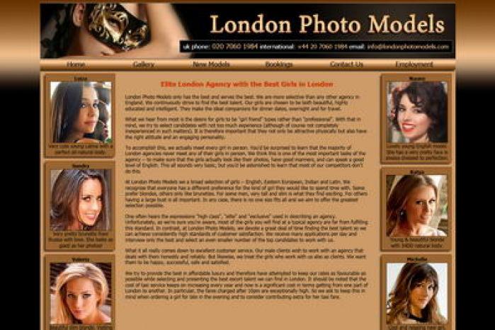 London Photo Models - London Photo Models