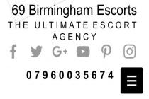 69 Birmingham escort - 69Birminghamescort - West Midlands