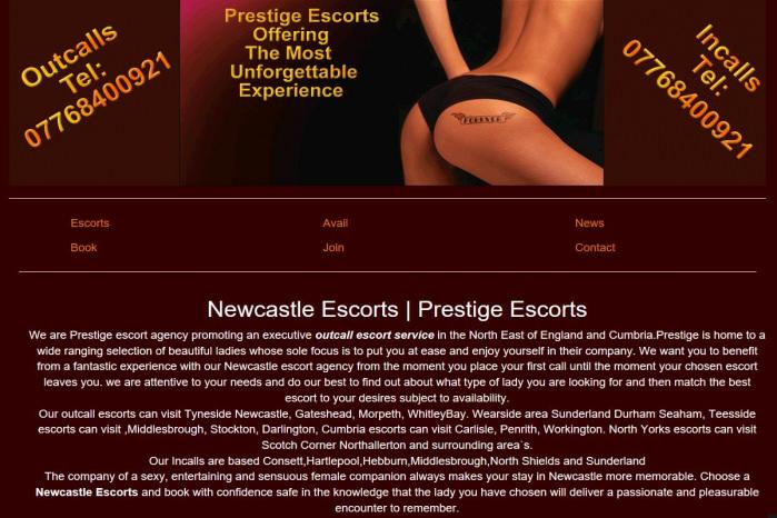 Prestige Escorts - Prestige Escorts