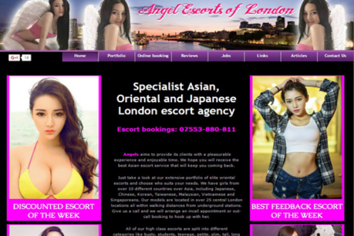 Angel Escorts London  - Angel Escorts London