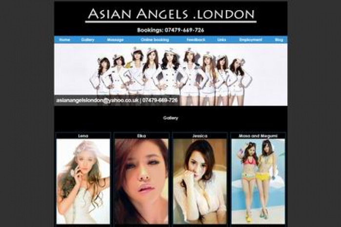 Asian Angels  - Asian Angels