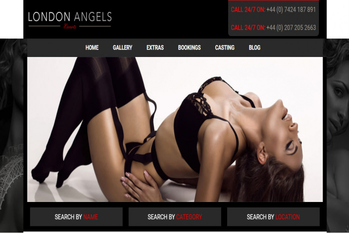 London Angels Escorts - London Angel Escorts