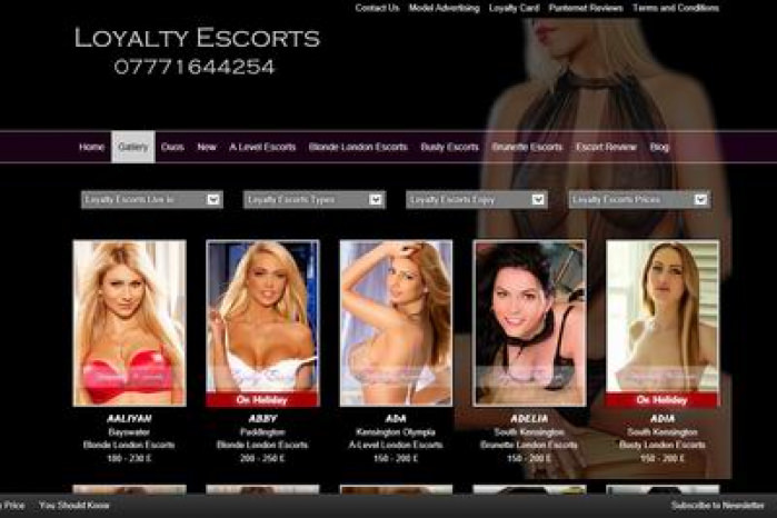 Loyalty Escorts - Loyalty Escorts
