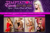 Temptation Escorts - Temptation Escorts - South London