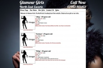 Glamour Girls North East
