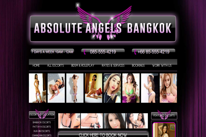 Absolute Angels Bangkok - Absolute Angels Bangkok