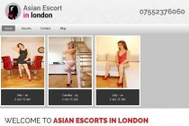 Asian Escorts in London