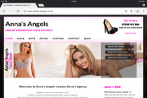 Annas Angels - Annas Angels - UK