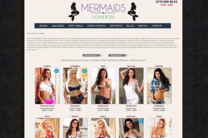 Mermaids London - Mermaids London