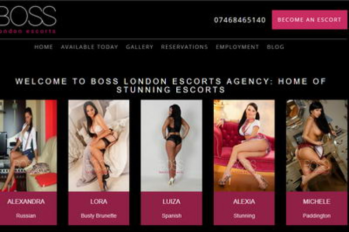 Boss London Escorts - Boss London Escorts