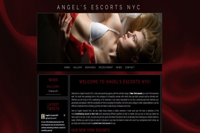 Angel's Escorts NYC - Angel's Escorts NYC