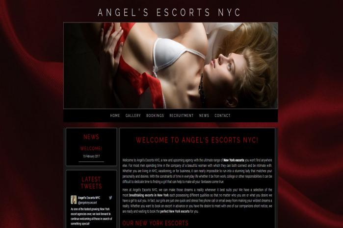 Angel's Escorts NYC - Angel's Escorts NYC