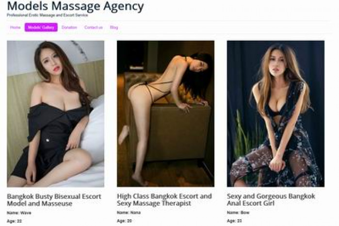 Models Massage - Models Massage