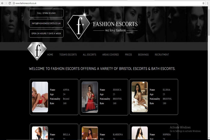 Fashion Escorts - Fashion Escorts