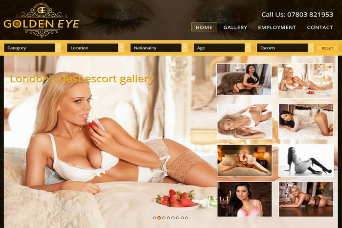 Golden Eye Escorts - Golden Eye Escorts