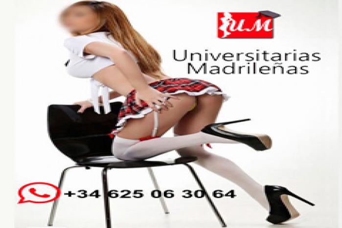 Universitarias Madrid - Universitarias Madrid