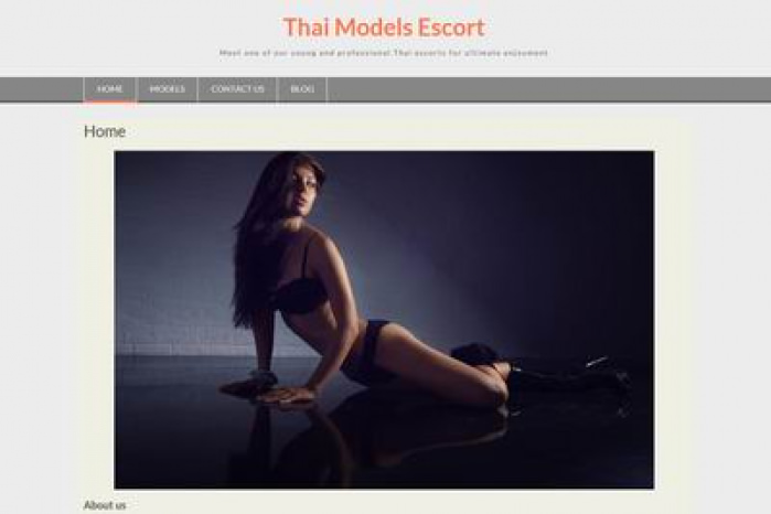 Thai Models Escort - Thai Models Escort