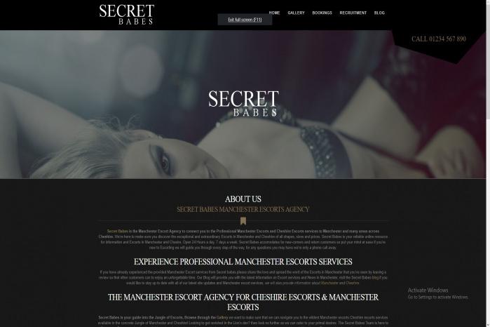 Secret Babes - Secret Babes