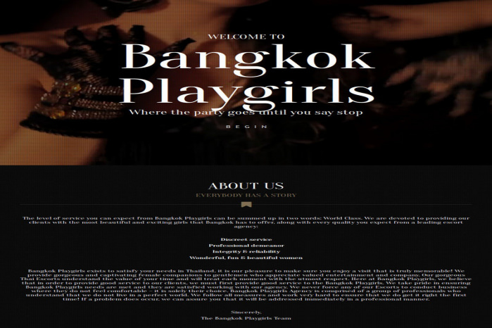 Bangkok Playgirls - Bangkok Playgirls