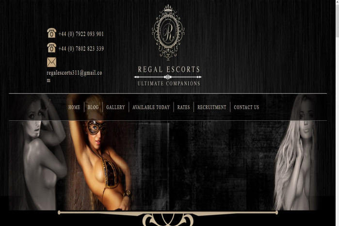 Regal Escorts - Regal Escorts