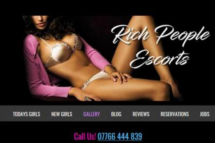 Rich People Escorts - Rich People Escorts