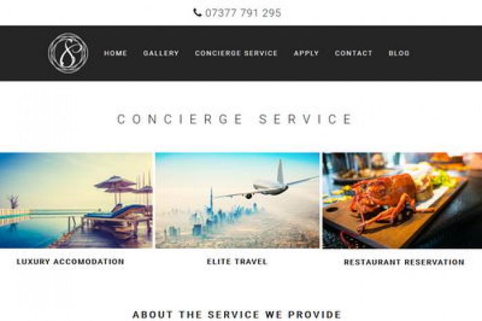 Sensual Concierge - Sensual Concierge