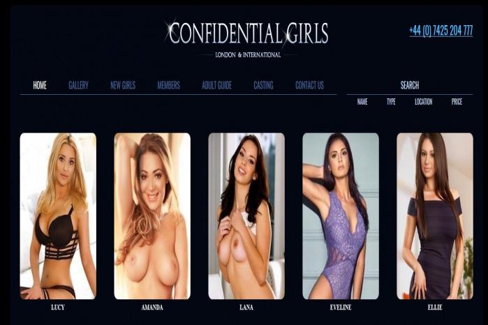Confidential Girls - confidential girls