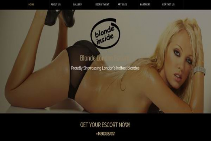Blonde London Escorts - Blonde London Escorts