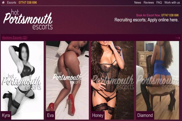 Sexy Portsmouth Models - Sexy Portsmouth Models