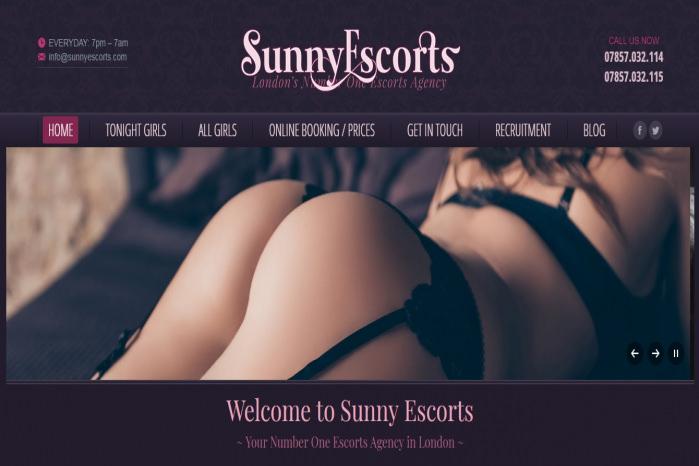 Sunny Escorts - Sunny Escorts