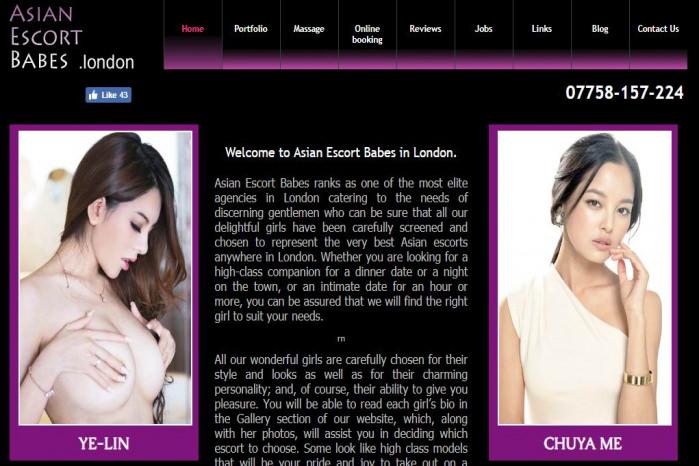 Asian Escort Babes - Asian Escort Babes