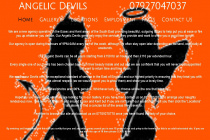 Angelic Devils - Angelic Devils - UK