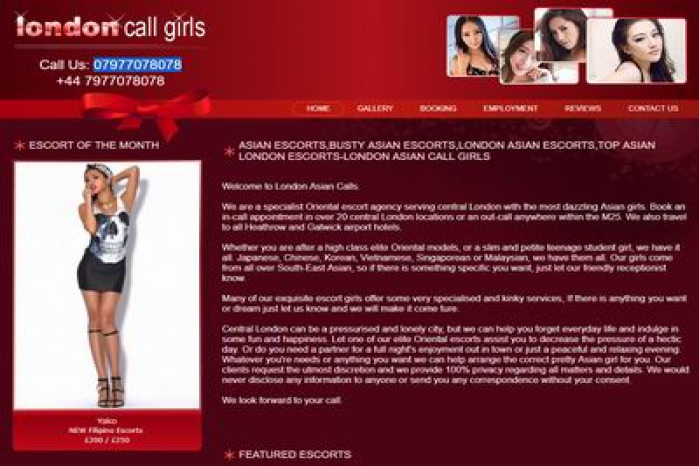 London Call Girls - London Call Girls