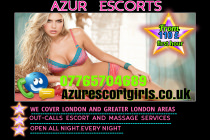 Azur  Escorts - Azur  Escorts - East London