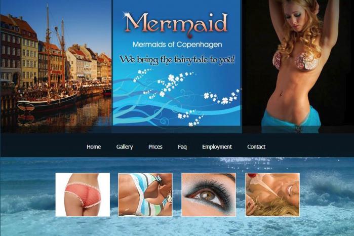 Mermaids of Copenhagen - Mermaids of Copenhagen