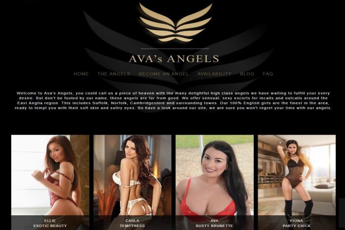 Avas Angels - Avas Angels