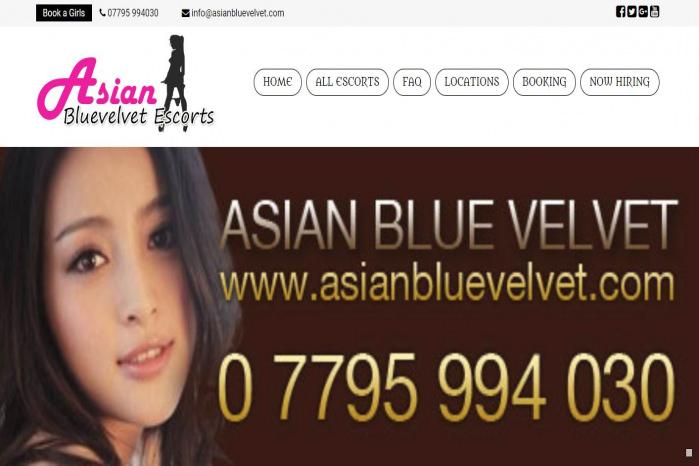 Asian Blue Velvet - Asian Blue Velvet