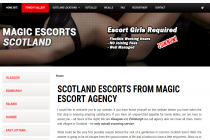 Magic Escorts Scotland - Magic Escorts Scotland - Edinburgh