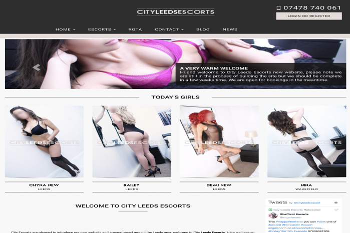 City Leeds Escorts - City Leeds Escorts