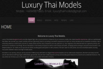 Luxury Thai Models - Luxury Thai Models - Thailand