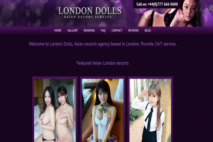 London Dolls Escorts - London Dolls Escorts