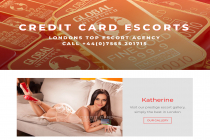Credit Card Escorts