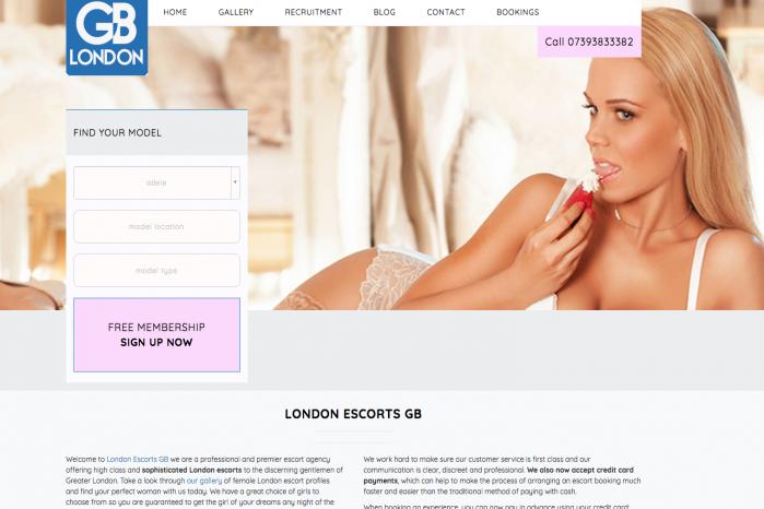 London Escorts GB - London Escorts GB