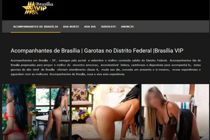 Brasilia VIP Escorts - Brasilia Vip Escorts DF