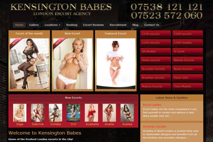 Kensington Babes - Kensington Babes